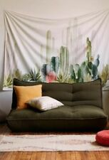 Cactus Landscape Tapestry – Large Wall Hanging Dorm Room Decor Urban Outfitters