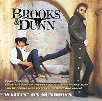 Waitin' On Sundown - Brooks & Dunn - EACH CD $2 BUY AT LEAST 4 2001-06-15 - SBME