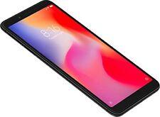 Xiaomi REDMI 6 Smartphone Dual Sim da 32 GB, Nero, [Italia] BANDA 20 VERS GLOBAL
