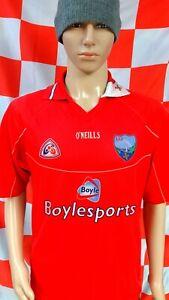 Louth GAA 2006 Original O'Neills Gaelic Football Jersey Shirt (Adult Small)