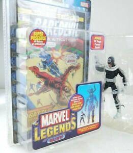 Marvel Legends Bullseye  Galactus NO BAF Series rare! Daredevil Varient Free P&P