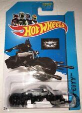 HA27 Bat-Pod #64 Batman 2014 Hot Wheels