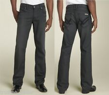 William Rast Fashion Justin Timberlake Ben Slim Straight Leg Jeans Dark Colt