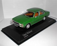Minichamps  -  OPEL REKORD  -  1975  -  grün-metallic  - 400044000 - 1:43 - NEU