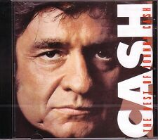 CD (NEU!) . Best of JOHNNY CASH (Ring of Fire I walk the Line San Quentin mkmbh