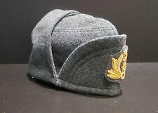 Bustina mod 34 panno grigioverde - milizia -  replica WWII WW2 seconda guerra