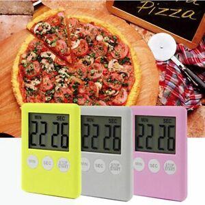 Up Reminder Loud Alarm Kitchen Timer Table Clock Cooking Clock Alarm Clock