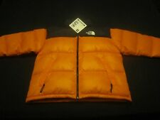 NWT MEN'S VINTAGE 90'S THE NORTH FACE NUPTSE DOWN PUFFER COAT 700 FILL XX-LARGE