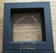 Piaget Possesion 18 carat gold bracelet with diamond BNWOT