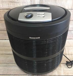 Used Honeywell 50255-HD True HEPA Allergen Remover Air Purifier Captures 99.97%!