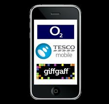 O2 Tesco GiffGaff UK iPhone 4S Factory Unlock Service