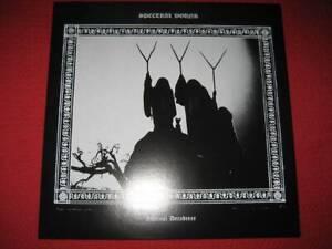 SPECTRAL WOUND Infernal Decadence LP lamp of murmuur afsky nimbifer kommodus