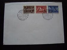 DANEMARK - enveloppe 1er jour 22/9/1977 (cy97) denmark