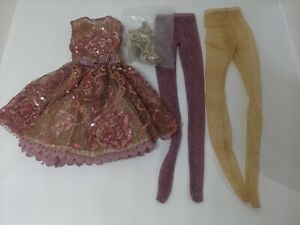 Shy Shimmer Ellowyne Wilde Full Outfit Dress