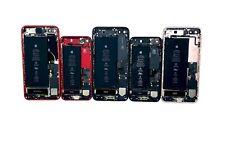 OEM Back Rear Housing w/ Midframe battery & vol ribbon iPhone 7 7 Plus 8 8 Plus