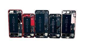 OEM Back Rear Housing w/ Midframe battery & vol ribbon iPhone X XS XR XS MAX