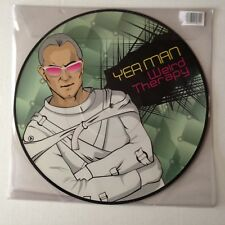 DISQUE MAXI 45T PICTURE DISC YER MAN WEIRD THERAPY