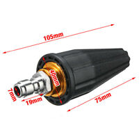 """High-Pressure Washer Rotating Turbo Nozzle Spray 1//4/"""" Tip 2.5-4 GPM-3600PSI"""