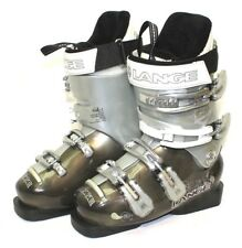 Lange Exclusive 9 Women's Ski Boots - Size 5.5 / Mondo 22.5 New