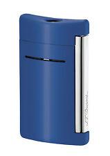 S.T. Dupont MINIJET ACCENDINO blu lucido, Nuovo & Scatola Originale, 010038