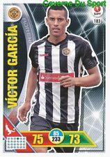 183 VICTOR GARCIA VENEZUELA CD.NACIONAL CARTAO CARD ADRENALYN LIGA 2017 PANINI