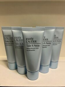 5 x Estee Lauder Take It Away Makeup Remover Lotion 1 oz / 30ml = 5 Oz / 150 Ml
