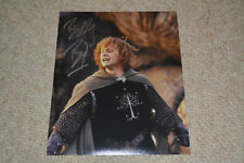 BILLY BOYD signed autograph In Person 8x10 (20x25 cm) LORD OF THE RINGS