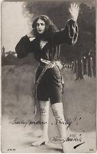 Original vintage 1900s risque actress by REUTLINGER