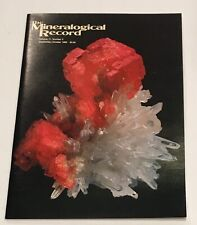 The Mineralogical Record Volume 11 Number 5 Sept-Oct 1980 Rhodochrosite