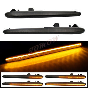 LED Sequential Side Marker Light Indicator For Alfa Romeo Giulietta 2010-2021
