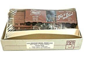 HO Vintage C & BT Frisco SL-SF 18143 Boxcar in Original Sealed Box