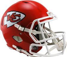 Kansas City Chiefs Revolution Speed Full-Size Replica Football Helmet - Fanatics