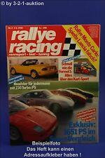 Rallye Racing 3/90 MX 5 Porsche 959 Ferrari F40 Lotus