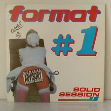 "Format ‎– #1 (Solid Session) (Vinyl, 12"", MAXI 33 TOURS)"