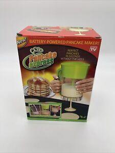 Pancake Express Battery Operated Pancake Batter Dispenser New As Seen On TV