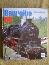 Baureihe 58 - Dampflokomotiven Eisenbahnbuch G 12 Deutsche Reichsbahn BR 58