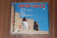 Various Artists - acid jazz #92 (1992) (CD) (CNZ 092)
