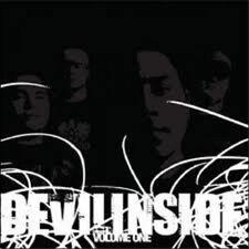 "Devilinside ""Volume One"" CD [us metalcore, Disembodied]"