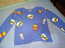 Penshoppe long sleeve blouse fits Medium.sale