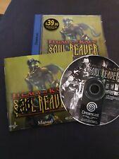 Soul Reaver Sega Dreamcast