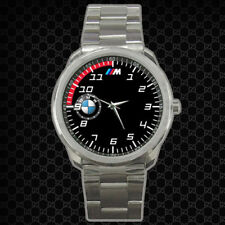 BMW M Series Relog Sport Metal Watch Fit Your T-Shirt