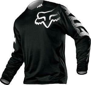 Fox Racing Blackout Jersey - MX Motocross Dirt Bike Off-Road ATV MTB Mens Gear
