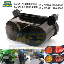 LED Tail Light For Kawasaki 1998-2002 Ninja ZX-6R ZX-9R ZR-7 ZR-7S ZZR600 2005