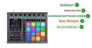 Nektar AURA Beat Composer USB MIDI Drum Pad Controller Machine Software Combo