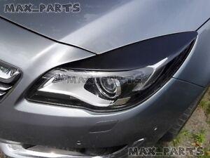 Vauxhall OPEL INSIGNIA 2013-2016 lids Eyebrows ABS headlight spoiler eyelids eye