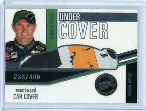 BOBBY LABONTE 2006 PRESS PASS UNDER COVER CAR COVER RELIC #ED 230/400