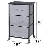 Storage Tower Cabinet Dressers Shelf Closet Organizer Bedroom Home