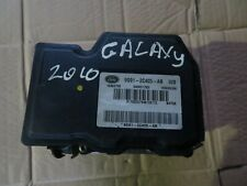 FORD GALAXY S MAX  ABS PUMP AND MODULE ECU 9G91-2C405-AB 2006-2015 TESTED