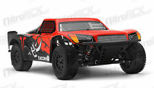 1/14 Tacon Thriller Short Course RC Truck Electric BRUSHLESS Ready to Run RED