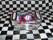 2016 Jimmie Johnson Lowe's Red Vest 1/64th.